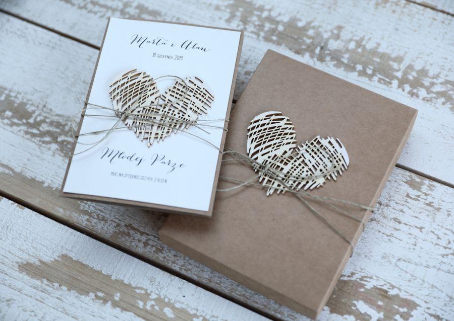kartka ślubna z personalizacją i pudełkiem1 - oryginalna kartka ślubna