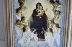 Maryja z dzieciątkiem - obraz