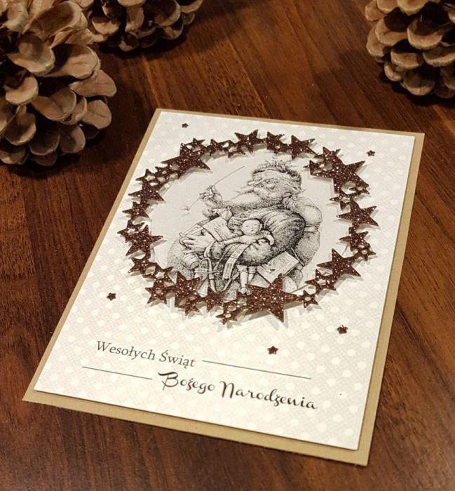 Kartka bożonarodzeniowa KH191007