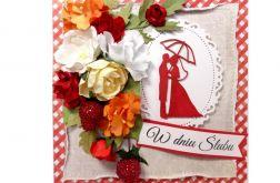 Kartka na ślub #482