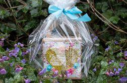 Kartka torebka z Raffaello Dzień Matki