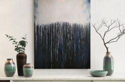 Abstrakcja -obraz akrylowy