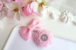 Nomma Spineczki do włosów PINKLOVE róż