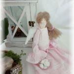 różany anioł - null