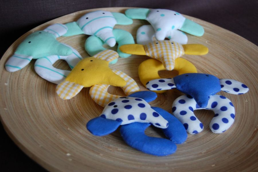 Energetyczne słoniki dla najmłodszych - słonik na szczęście
