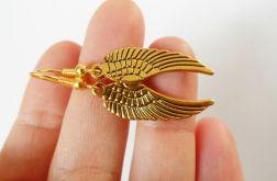 Kolczyki zawieszki 046 skrzydła
