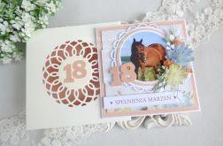 Kartka na 18 urodziny w pudełku 91