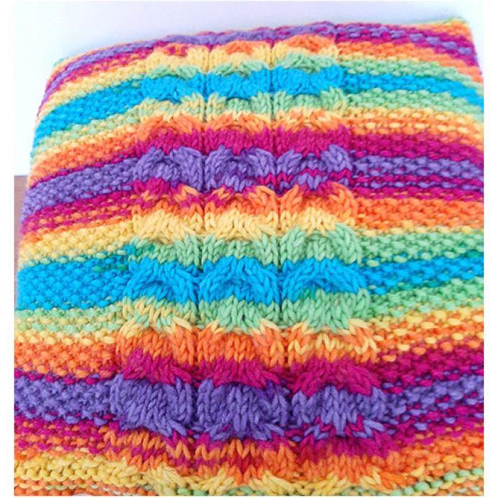 23 kolorowa tęczowa poszewka na poduszkę