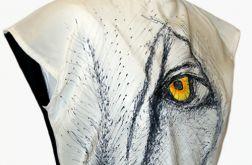 Bluzka jedwabno-bawełniana -Lion