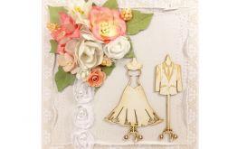 Kartka na ślub - #603