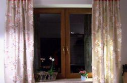 Zasłony-kwiaty