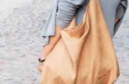 Duża torba worek MC7 - camel