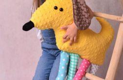 Przytulanka dziecięca pies