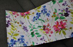 Bieżnik - kolorowa łąka 44 x 95 cm