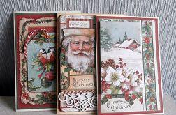 Kartki świąteczne - komplet