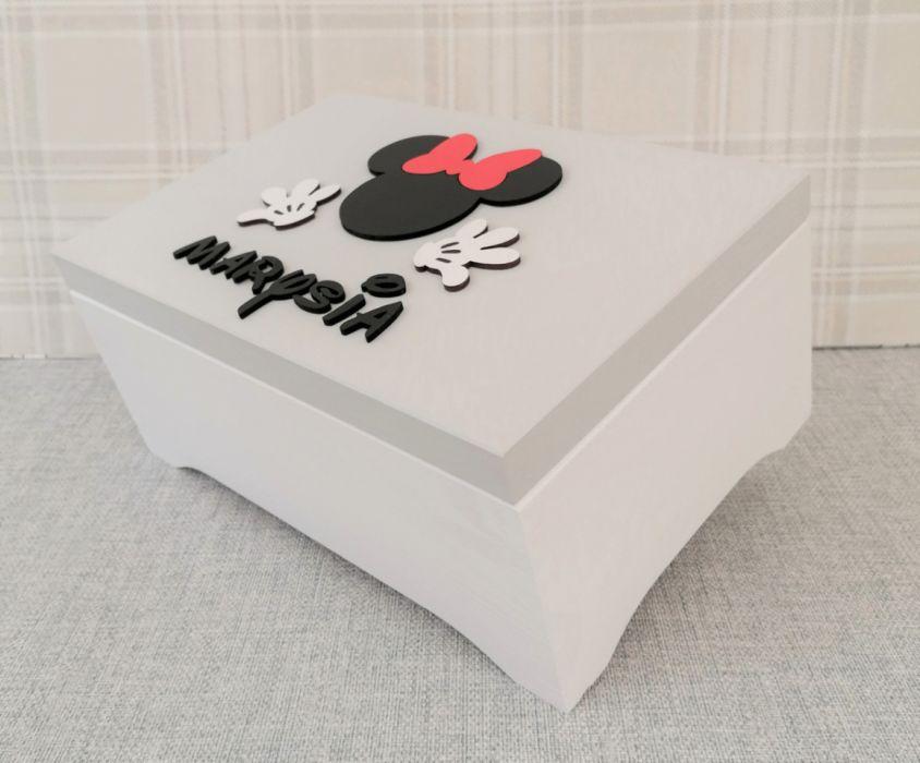 Pudełko na skarby XXL- Minnie- MmC13