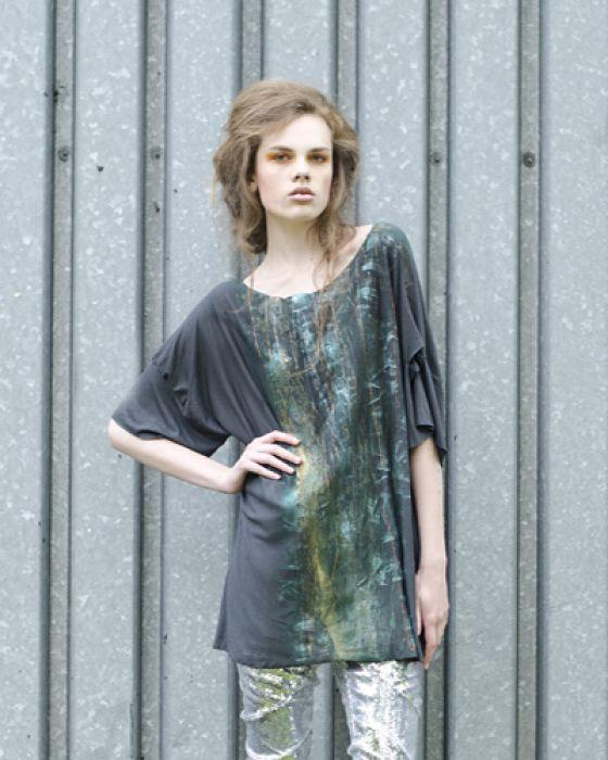 Tunika dzianinowa oversize / Knitted Tunic oversize