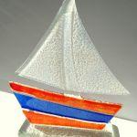 Jacht ze szkła - 2