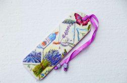 Zakładka do książek Lavender