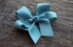 Spinka kokarda kolekcja ANDREA nile blue