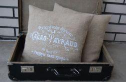 "Poszewki ""Cacao Payraud"" 40x40"