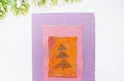 Kartka świąteczna minimalizm 52