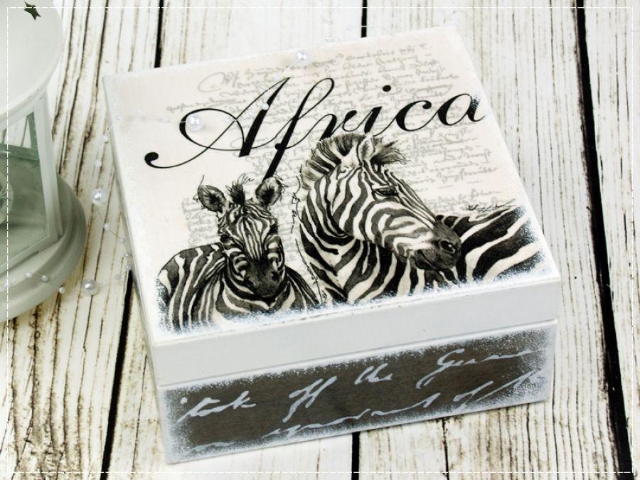 herbaciarka- Afryka