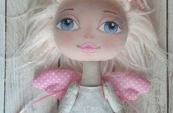 ANIOŁEK lalka tekstylna,OOAK