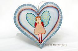 Serce anielskie Marysia