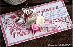 Kartka z kwiatami #26