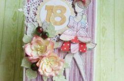 18-ste urodziny dziewczyny