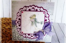 Kartka ślubna (2)