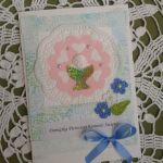 Kartka Pamiątka I Komunii Św. dla chłopca - kartka na komunię