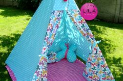 Teepee namiot SWEET BUTTERFLY