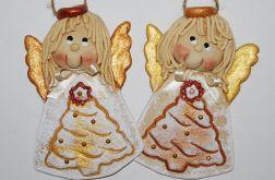 Anioły Świąteczne - Siostry choinki ...