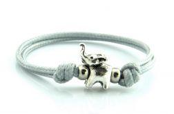 Słoń - bransoletka