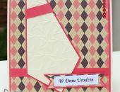 Kartka urodzinowa dla faceta z krawatem
