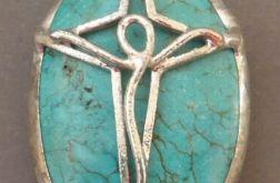 Turkus z krzyżem