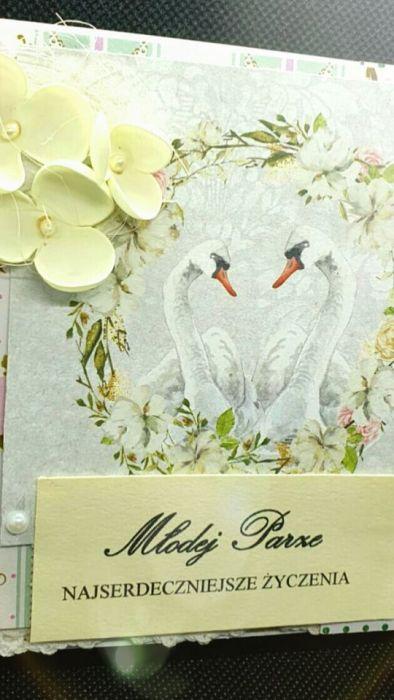 Kartka ślubna #2  - 3