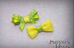 Maya's_Bows Spinki do włosów