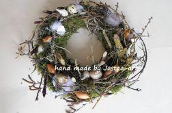 Wianek Wielkanoc - Gniazdo 1