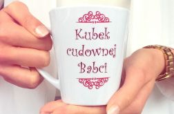 KUBEK Latte DLA BABCI.