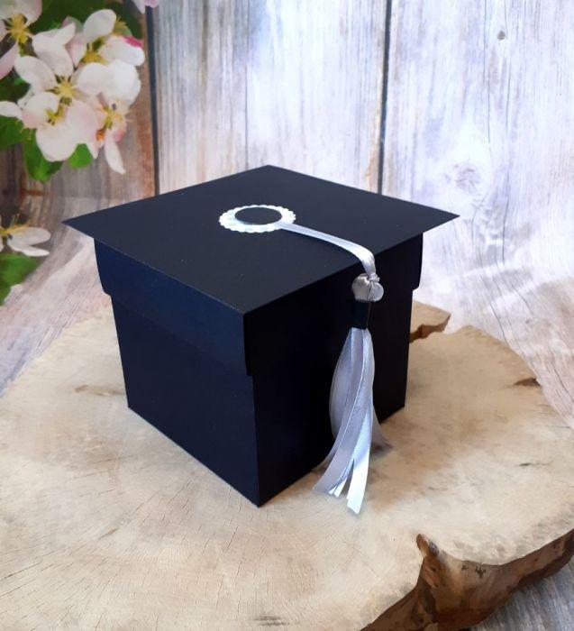 Gratulacje z okazji ukończenia studiów - Exploding box -