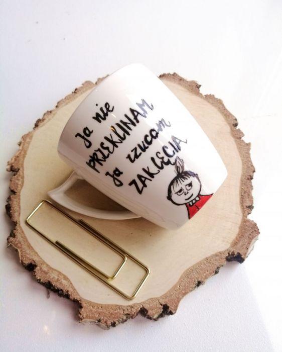 Mała Mi 4 - Mała Mi złośnica kawa herbata