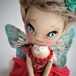 Anioł lalka kolekcjonerska 003