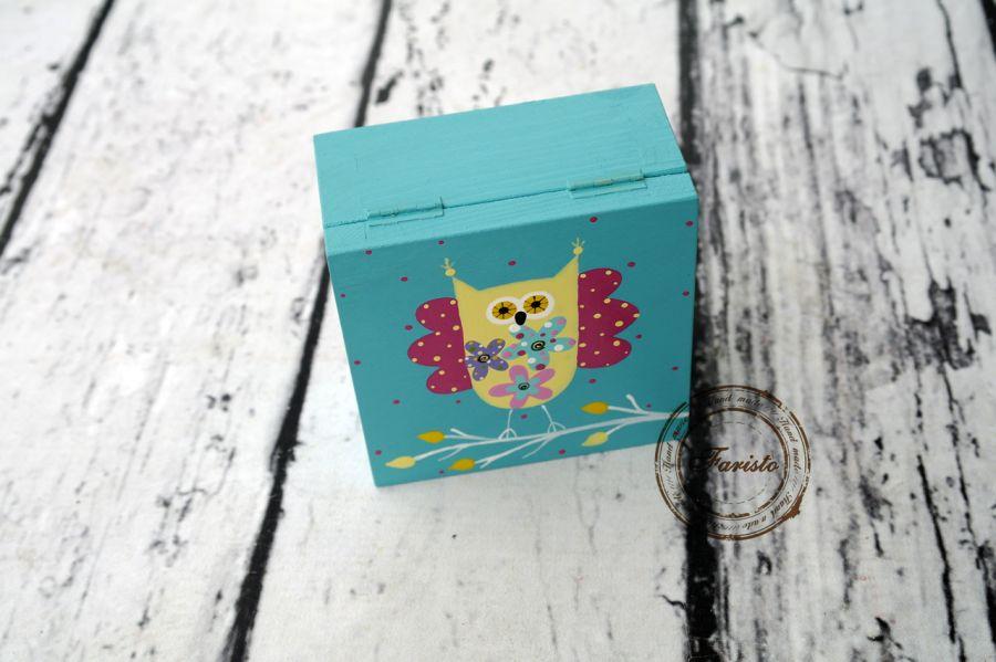 pudełko mini