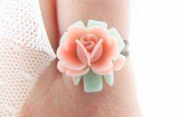 wiosenna róża