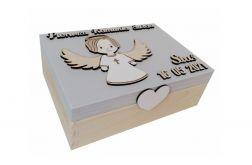 Pamiątka prezent -pudełko na komunie - K03