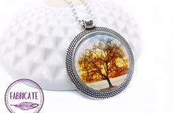 Medalion - Nostalgiczne drzewo - Fabricate