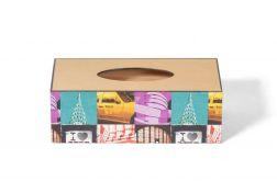 Chustecznik-pudełko na chusteczki Nowy Jork